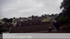 view from Wembury, Devon. Knighton Hill Cam on 2018-09-17