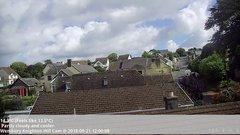 view from Wembury, Devon. Knighton Hill Cam on 2018-09-21