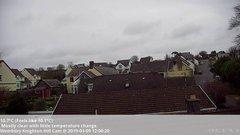 view from Wembury, Devon. Knighton Hill Cam on 2019-03-09
