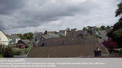 view from Wembury, Devon. Knighton Hill Cam on 2019-05-06