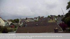 view from Wembury, Devon. Knighton Hill Cam on 2019-05-07