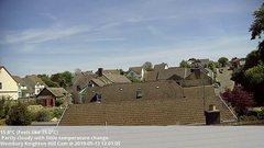 view from Wembury, Devon. Knighton Hill Cam on 2019-05-13