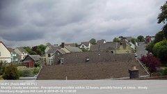 view from Wembury, Devon. Knighton Hill Cam on 2019-05-18