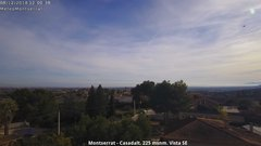view from Montserrat - Casadalt (Valencia - Spain) on 2018-12-08