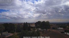 view from Montserrat - Casadalt (Valencia - Spain) on 2019-03-13