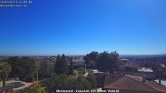 view from Montserrat - Casadalt (Valencia - Spain) on 2019-03-15