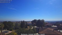view from Montserrat - Casadalt (Valencia - Spain) on 2019-03-16