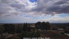 view from Montserrat - Casadalt (Valencia - Spain) on 2019-03-20