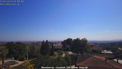 view from Montserrat - Casadalt (Valencia - Spain) on 2019-03-21