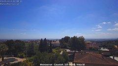 view from Montserrat - Casadalt (Valencia - Spain) on 2019-05-13