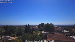 view from Montserrat - Casadalt (Valencia - Spain) on 2019-05-14