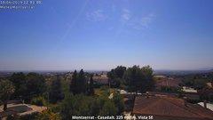 view from Montserrat - Casadalt (Valencia - Spain) on 2019-06-10