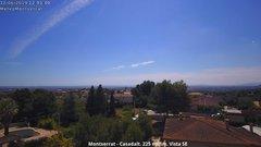 view from Montserrat - Casadalt (Valencia - Spain) on 2019-06-12