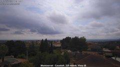 view from Montserrat - Casadalt (Valencia - Spain) on 2019-06-13