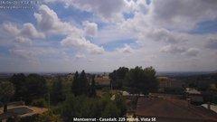 view from Montserrat - Casadalt (Valencia - Spain) on 2019-06-16