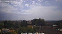 view from Montserrat - Casadalt (Valencia - Spain) on 2019-07-08