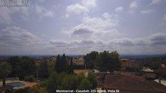 view from Montserrat - Casadalt (Valencia - Spain) on 2019-07-13