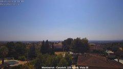 view from Montserrat - Casadalt (Valencia - Spain) on 2019-07-18