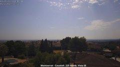 view from Montserrat - Casadalt (Valencia - Spain) on 2019-07-22