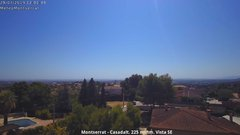 view from Montserrat - Casadalt (Valencia - Spain) on 2019-07-29