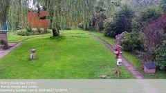 view from Wembury, Devon. Garden Cam on 2018-08-27