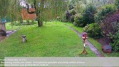 view from Wembury, Devon. Garden Cam on 2018-09-22