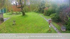 view from Wembury, Devon. Garden Cam on 2018-11-04