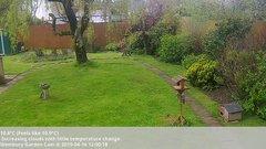 view from Wembury, Devon. Garden Cam on 2019-04-16