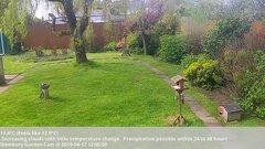 view from Wembury, Devon. Garden Cam on 2019-04-17