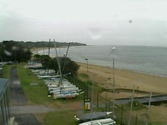 view from Cowes Yacht Club - West on 2018-12-13