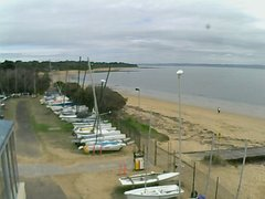 view from Cowes Yacht Club - West on 2019-04-13