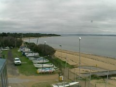 view from Cowes Yacht Club - West on 2019-06-07