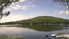 view from Neal Pond on 2018-08-13