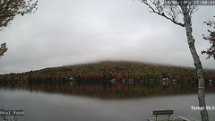 view from Neal Pond on 2018-10-08