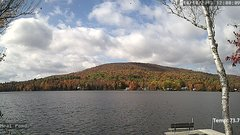 view from Neal Pond on 2018-10-10