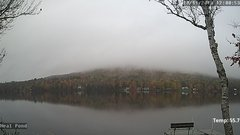 view from Neal Pond on 2018-10-11
