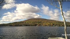 view from Neal Pond on 2018-10-16
