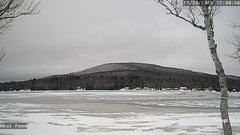 view from Neal Pond on 2018-11-30