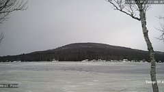 view from Neal Pond on 2018-12-02