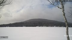 view from Neal Pond on 2018-12-06