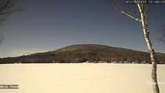 view from Neal Pond on 2019-01-14