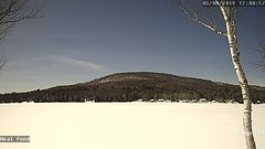view from Neal Pond on 2019-03-08