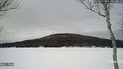 view from Neal Pond on 2019-03-10