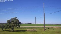 view from Ewing, Nebraska (west view)   on 2018-09-15