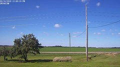 view from Ewing, Nebraska (west view)   on 2018-09-16