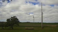 view from Ewing, Nebraska (west view)   on 2018-09-21
