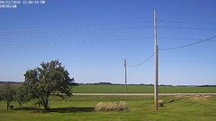 view from Ewing, Nebraska (west view)   on 2018-09-22