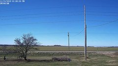 view from Ewing, Nebraska (west view)   on 2018-11-13
