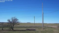 view from Ewing, Nebraska (west view)   on 2018-11-14