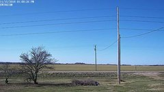view from Ewing, Nebraska (west view)   on 2018-11-15